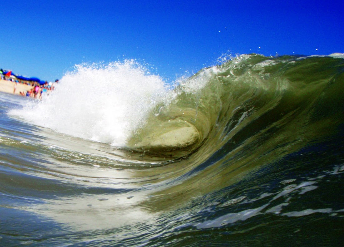 Waves come in all colors, shapes and sizes. Come explore different ways of riding them!