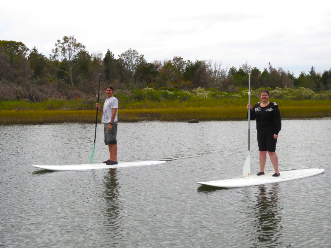 first time paddlers